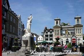 Kingston Market Town