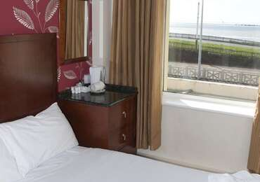 Double En Suite Room Sea View (inc Breakfast)