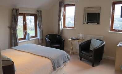 Marsden Double En-suite Room (inc. Breakfast)