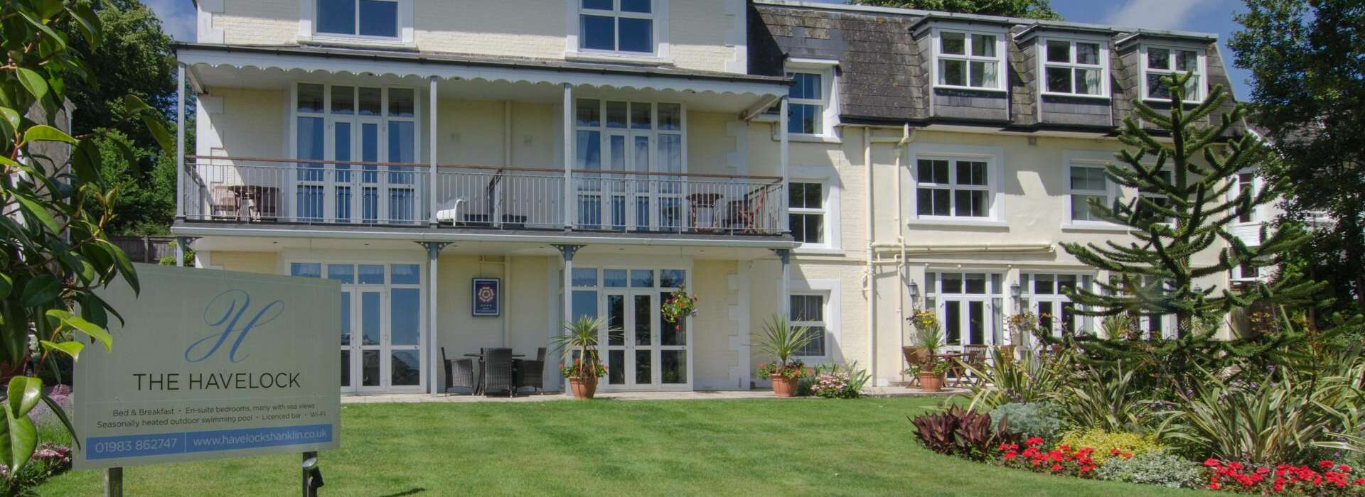 Home - The Havelock, Guest Accommodation in Shanklin