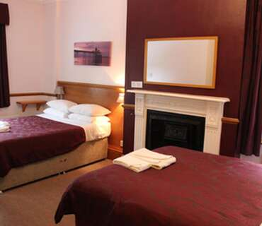Quad En-suite Room