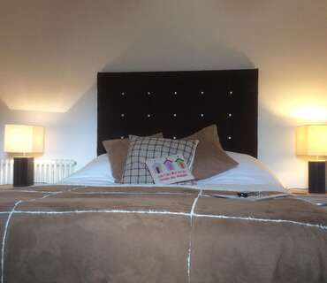Kensington Suite - Double En-suite Room (inc. Breakfast)