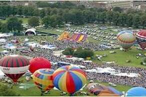The Northampton Balloon Festival