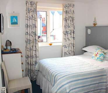 Small Double Room, ground floor (inc. Cooked Breakfast and Buffet Table)