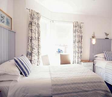 Double/Twin Room, En Suite, ground floor (inc. Cooked Breakfast and Buffet Table)