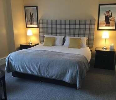 Double En-suite Room(inc breakfast) 2 adults