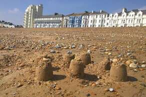 Beaches in Eastbourne
