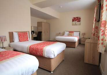 Family En-suite Room (inc self service breakfast Breakfast)