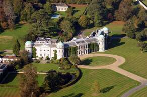GOODWOOD HOUSE near Chichester, West Sussex (23 miles)