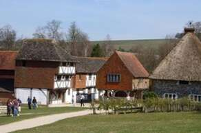 WEALD & DOWN OPEN AIR MUSEUM , Singleton, West Sussex (25 miles)