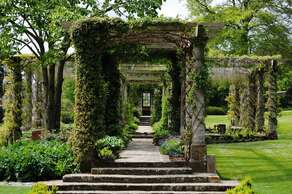 WEST DEAN GARDENS near Chichester, West Sussex (24 miles)