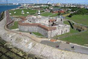 SOUTHSEA CASTLE is 1.2 miles away (24 minutes on foot) adjacent to D-Day Museum
