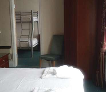 Family En Suite Room Sea View 1st Floor (inc Breakfast)
