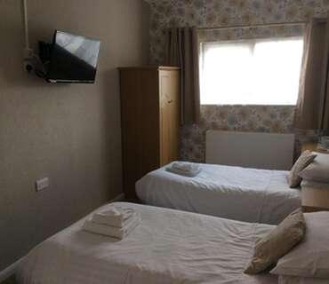 1st Floor Twin En-suite Deluxe Room