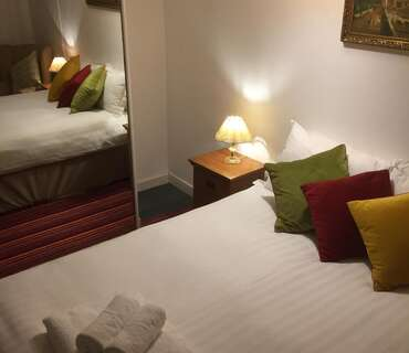 East Wing-Ground Floor Bedroom.Only Bookable Direct With This Site