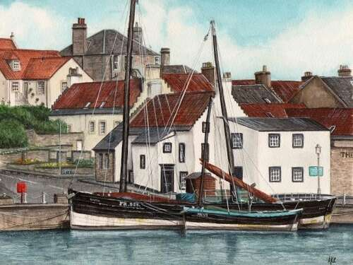 Scottish Fisheries Museum - Anstruther