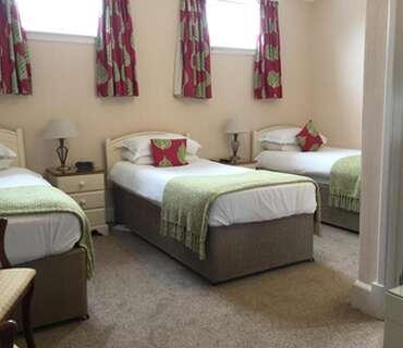 Triple/Family En-suite Room