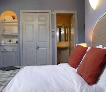 Standard Room For Single Occupancy Short Break