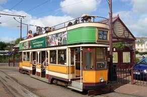 Seaton Tramway - EX12 2NQ