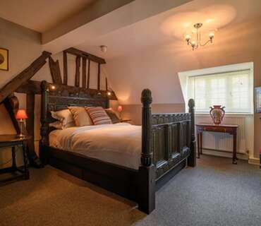 The Oak Room(double en-suite)
