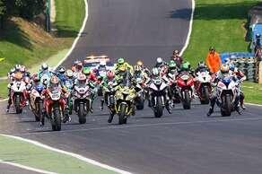 Oulton Park Race Circuit - Tarporley