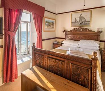 (ROOM 1) Standard Double With Excellent Sea Views Room only*( NO BREAKFASTS )