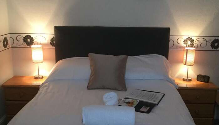 Double En Suite Room Ground Floor (inc Breakfast)