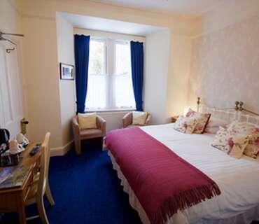 Ground Floor, Super-King Bed, En-Suite (Room 1)