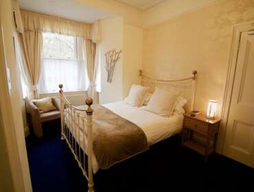 Ground Floor, King-size Bed, En-Suite (Room 2)
