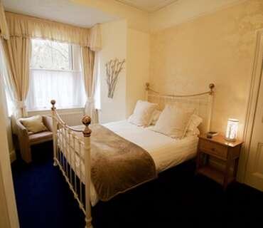 Ground Floor, King-size Bed, En-Suite (Room 2)