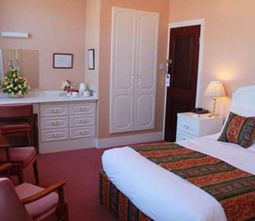 Bed And Breakfast - Standard Double Room