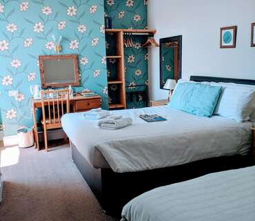 2nd floor Premium Double En-suite Room (inc. Breakfast)