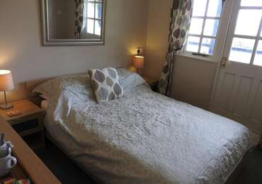 Standard Double En-suite Room with Balcony & Panoramic Sea/Harbour Views (inc. Breakfast)
